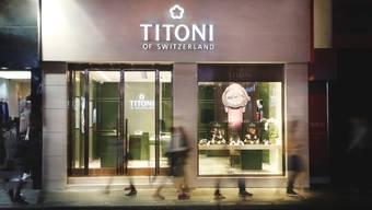 Geschichte der Grenchen Uhrenfirma Titoni seit 1919