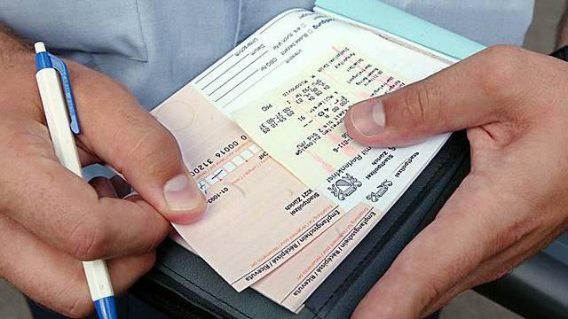 Verkehrssünder kassiert Strafzettel