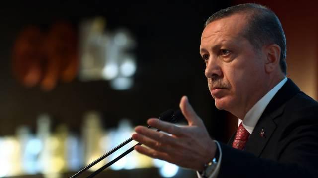 Der türkische Präsident Erdogan setzt sich durch (Archiv)