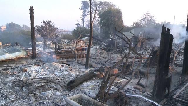 Über 31 Tote bei Bränden in Kalifornien