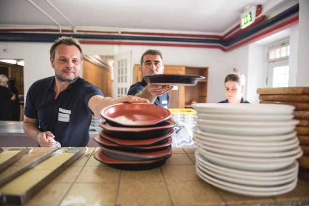 Perspektive Solothurn: Röschtiessen im Kapuzinerkloster