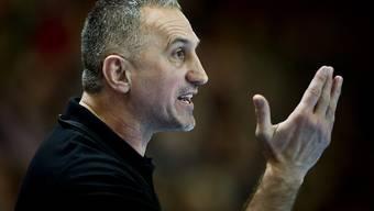 Goran Perkovac coacht Kriens-Luzern zum ersten Sieg seiner Regentschaft (Archiv)