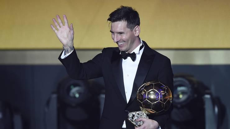 Wer könnte es anders sein als Messi