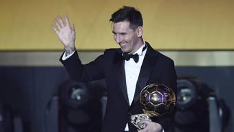Fifa-Gala zur Wahl des Fussballer des Jahres