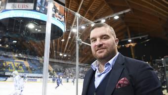 OK-Präsident Marc Gianola bilanziert den Spengler Cup auch aus der Sicht des Geschäftsführers des HC Davos