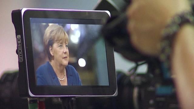 Bern sperrt Strassen wegen Merkel-Besuch