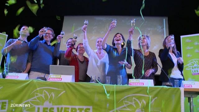 Trotz Wahldebakel: Grüne geben sich kämpferisch