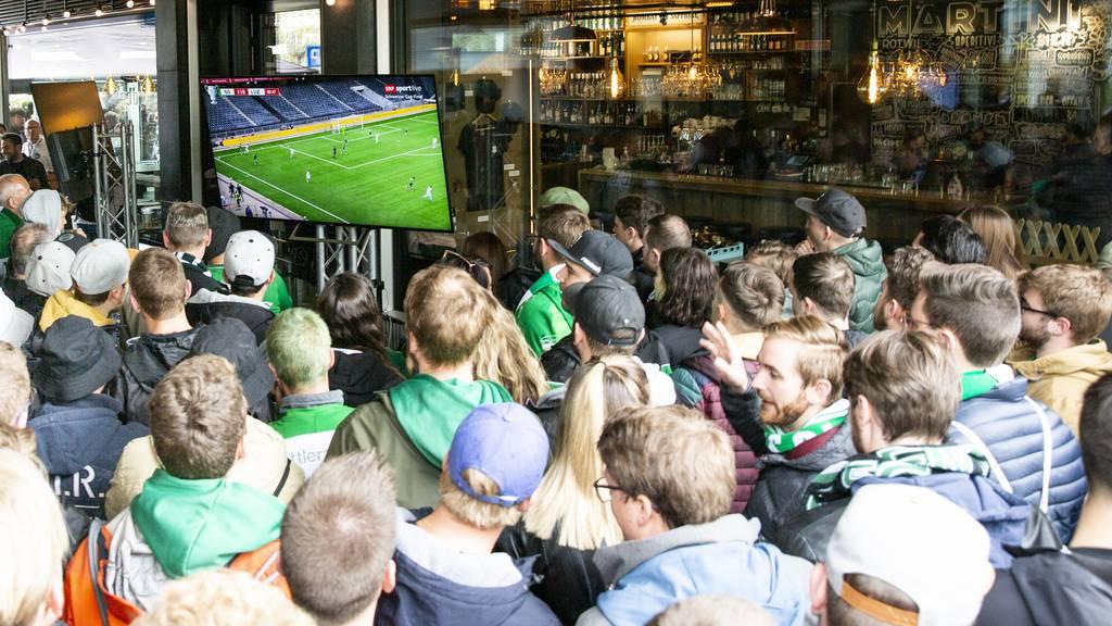 Nach Feiern am Cupfinal: Mehreren Wirten droht Anzeige