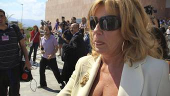 Ex-Bürgermeisterin von Marbella verlässt Gericht in Málaga (Archiv)