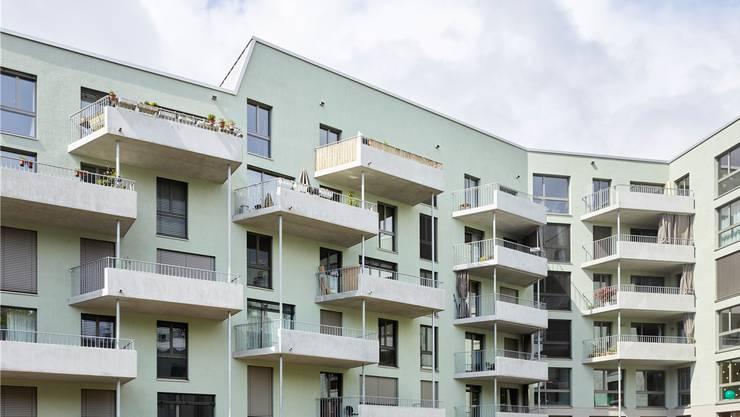 Weiterhin eine lohnende Investition: Wohnliegenschaften als Renditeobjekte Christian Beutler/Keystone