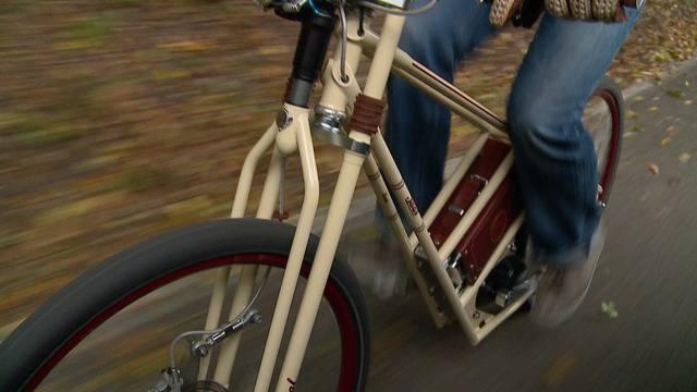 Luxus-E-Bike —Made in Switzerland
