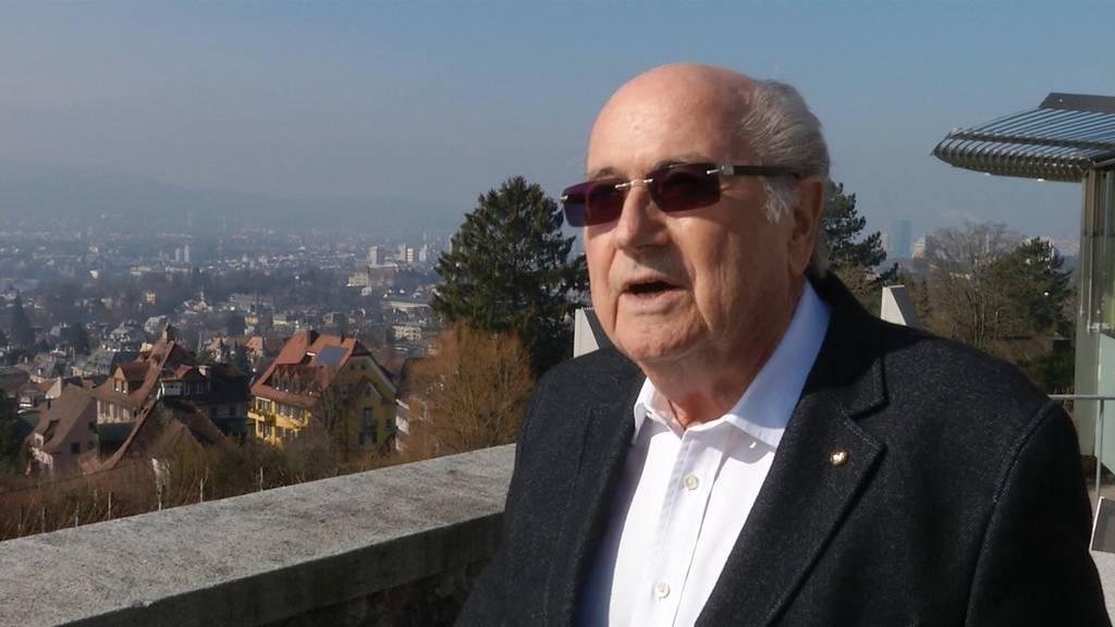 Sepp Blatter kann endlich den Ruhestand geniessen.