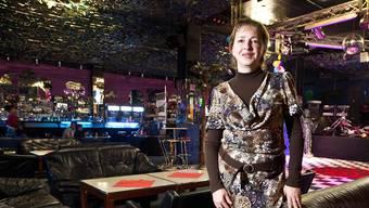Die neue Besitzerin Irina Mišarina möchte vermehrt Leute mittleren Alters in die «Disko Puls» locken.