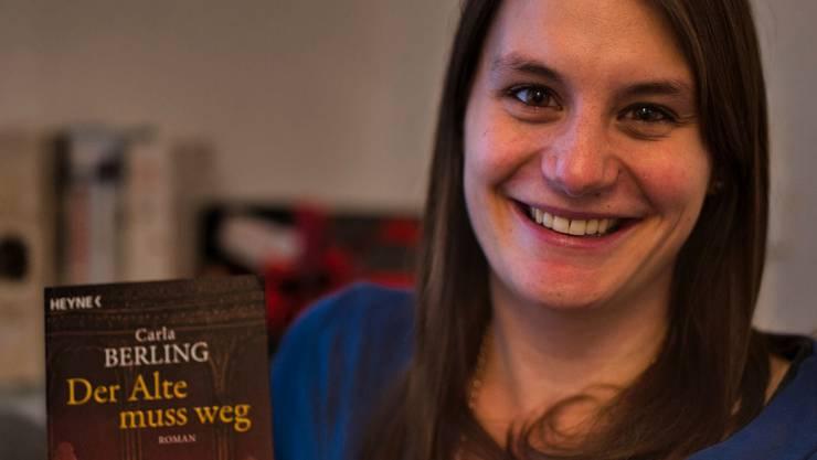 Stefanie Hählen hat sich beim Lesen bestens amüsiert.