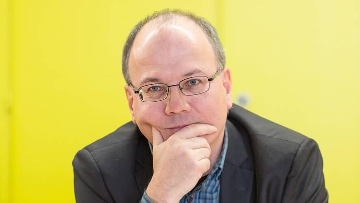 Chopard-Acklin (SP/Obersiggenthal), will mit einem Industriefonds Arbeitsplätze im Aargau sichern.