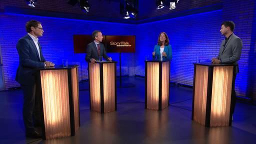 Massnahmen-Verschärfung / US-Präsidentschaftswahl