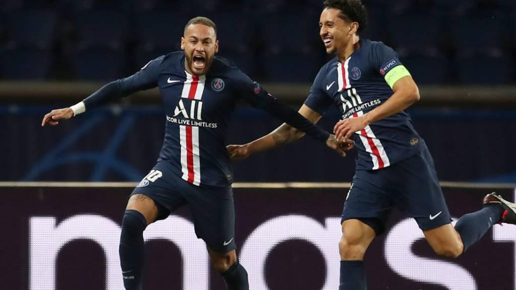 Paris Saint-Germain schafft gegen Dortmund die Wende