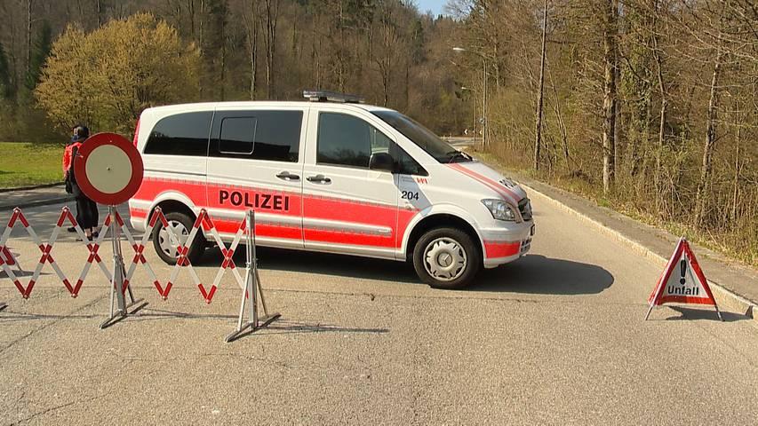 Winterthur Töss: Motorradfahrer stirbt bei Kollision mit Auto