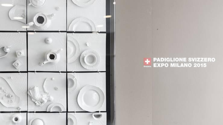 Der Schweizer Pavillon zeigt für Bundesrat Burkhalter hervorragend, wie viel Verantwortung jeder für seinen Konsum trägt. (Archiv)