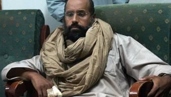 Muss sich vor Gericht verantworten: Saif al-Islam Gaddafi (Archiv)