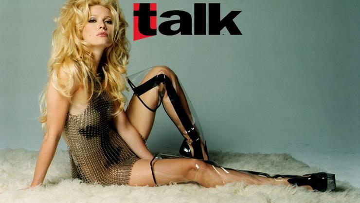 Die US-Aktrice Gwyneth Paltrow inszeneiert sich schon gerne mal als gestiefeltes Kätzchen.