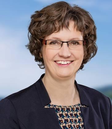 Sabine Sutter-Suter, Grossrätin, Präsidentin CVP-Frauen