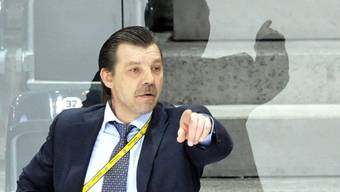 Im Final gesperrt: Russlands Cheftrainer Olegs Znaroks