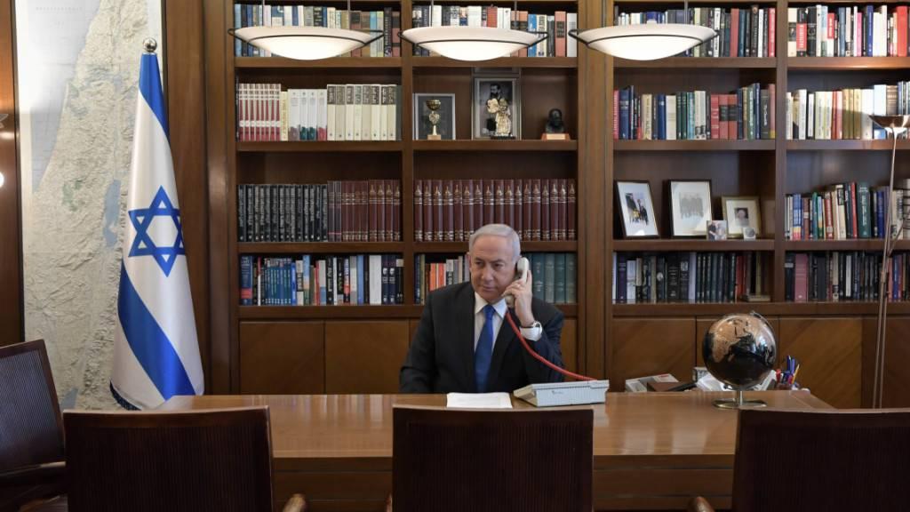 Emirate und Israel wollen bilaterale Beziehungen aufnehmen
