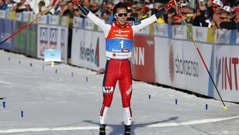 Triumphator im Weltcup und an der WM: Jarl Magnus Riiber