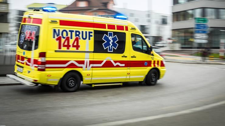 Nach 256 Minuten erreichte die Ambulanz den Patienten.