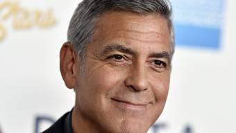 Der Schauspieler George Clooney verkauft seine Tequila-Marke (Archiv)