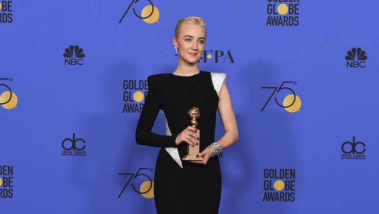 Beste Schauspielerin in einer Komödie/Musical: Saoirse Ronan