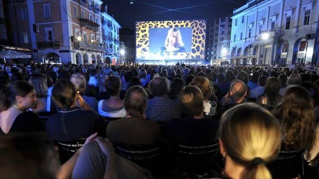 Das Filmfestival Locarno geht jeweils elf Tage (Archiv)