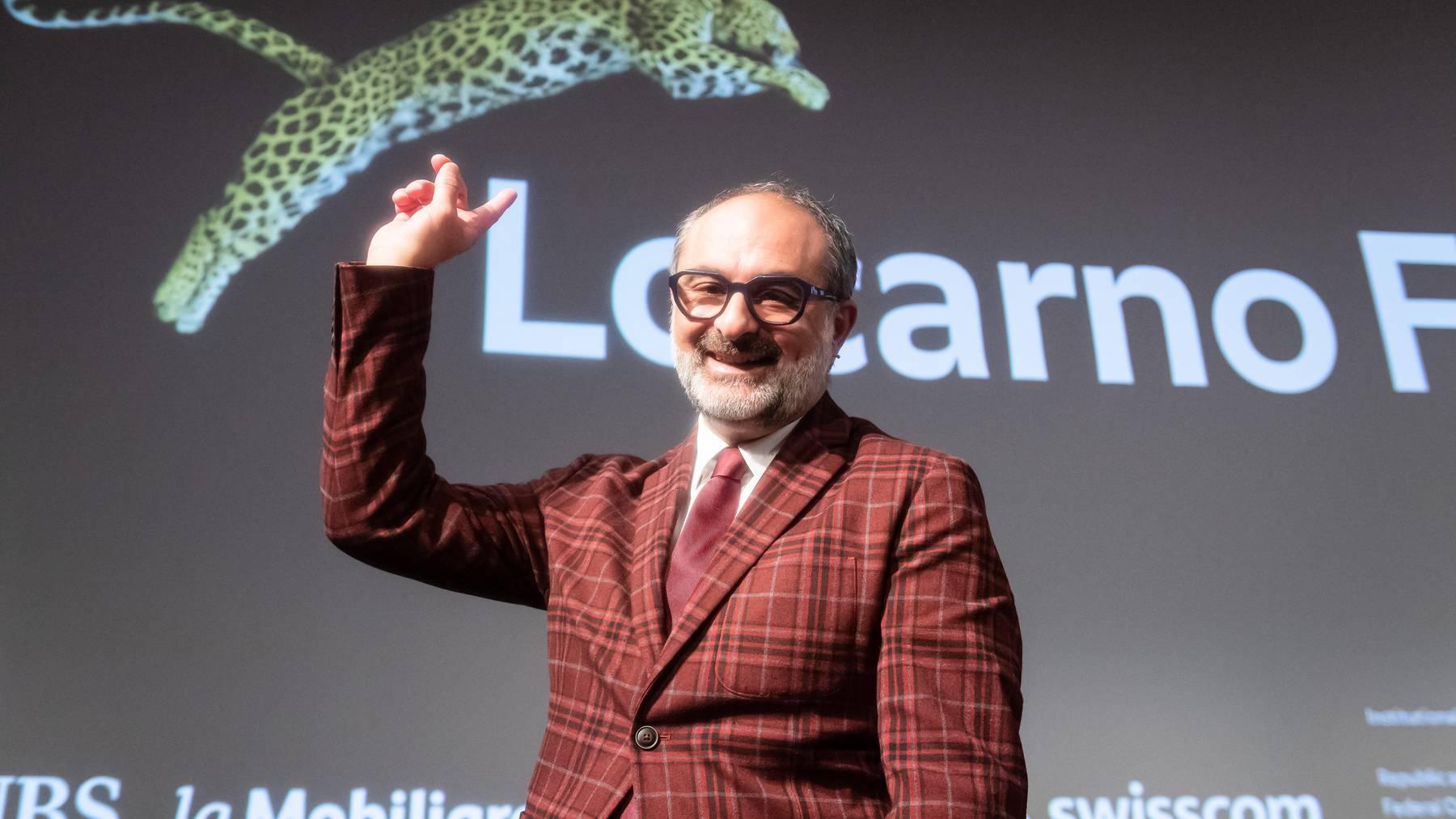 Der neue Leiter des Filmfestivals Locarno warnt davor, den Wert der Kultur zu unterschätzen.