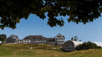 Das Kurhaus Weissenstein.