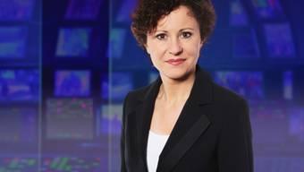 """Die frühere """"Tagesschau""""-Moderatorin Beatrice Müller will Frauen Mut machen, sich mehr zu exponieren. (Archivbild SRF)"""