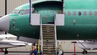 Risse an Boeing-Jets möglich - Bericht: Ingenieur erhebt Vorwürfe (Archiv)