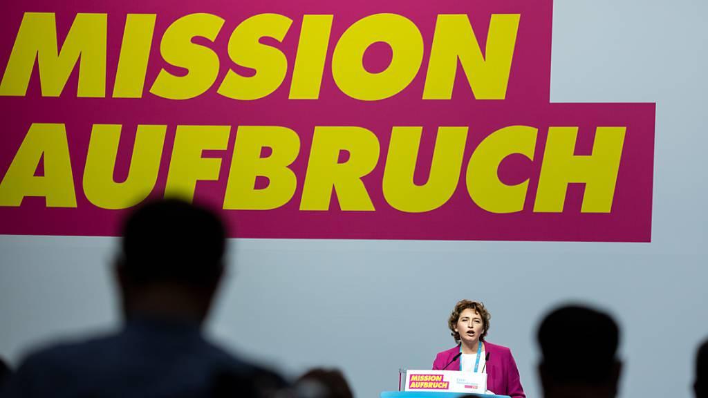 FDP-Parteitag hat unter strengen Corona-Schutzmassnahmen begonnen