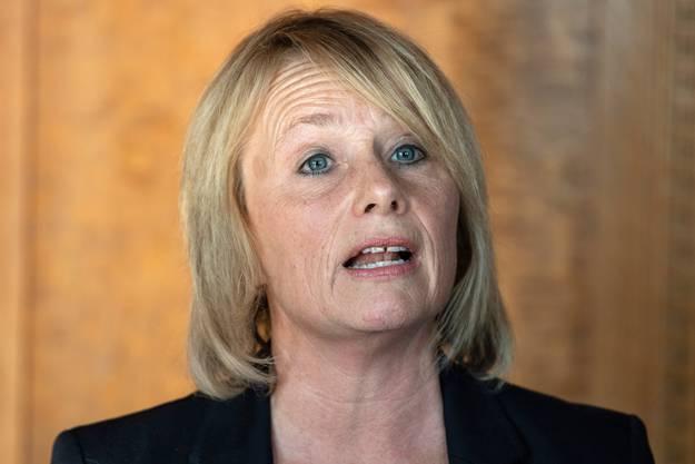 Wählte Lauber nicht und fordert jetzt schnelle Entscheide: Elisabeth Schneider-Schneiter (CVP).