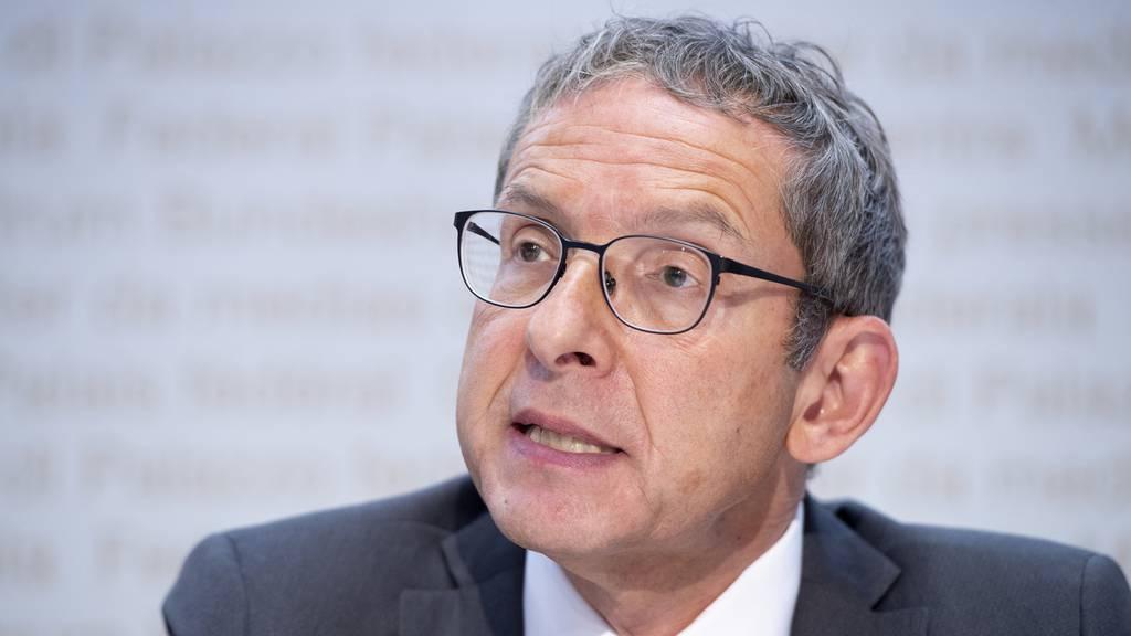Regierungsrat Urs Hofmann hört Ende Jahr auf