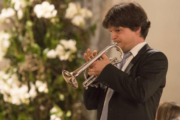 Immanuel Richter, Trompete