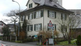 Kirchweg 2: Im Haus bei der katholischen Kirche in Nussbaumen werden Tagesstrukturen angeboten. mba