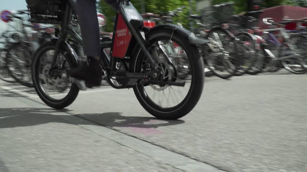"""""""Die Stadt ist kein Verkehrsgarten"""" Stadtrat Grosjean ärgert sich über Velobusse"""