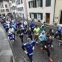1. Aargau Marathon: Die Bilder