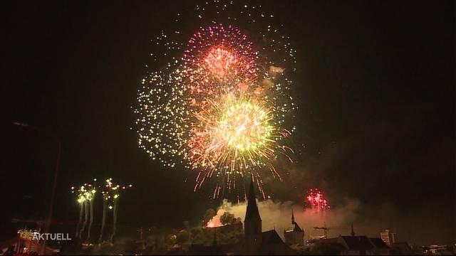 Gibt es kein 1.-August-Feuerwerk?
