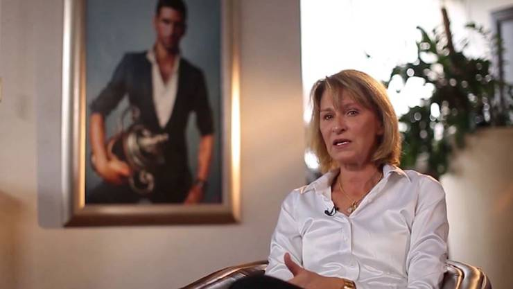 Dijana spricht über Sohn Novak.