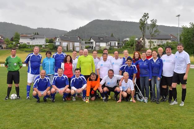 Teams und Staff hatten trotz Wetterkapriolen eine tolle Zeit.