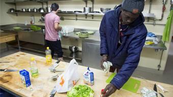 Die Notspitäler werden wohl weiterhin als Asylunterkünfte genutzt.