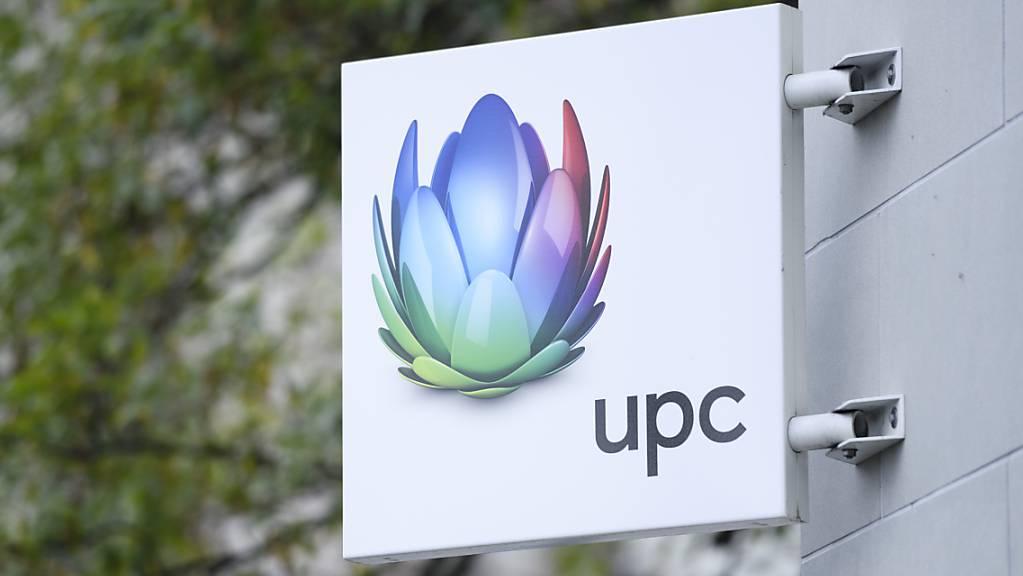 Das fusionierte Telekomunternehmen Sunrise UPC hat im Startquartal neue Kunden gewonnen. (Archiv)