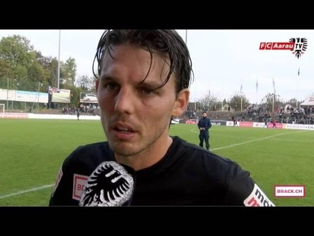 FC Aarau - FC Wil 0:1 – Stimmen zum Spiel